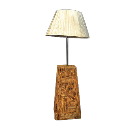 Lamp Wooden Stand