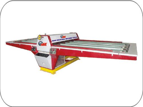 Corrugated Board Heavy Duty Flat Bed Die Punching Machine
