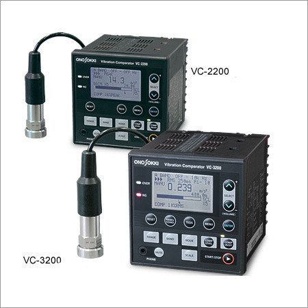 Vibration Comparator