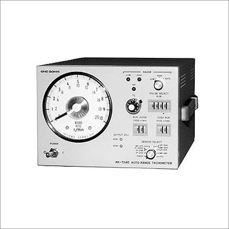 Analog Engine Tachometer
