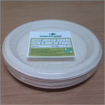 Biodegradable Party Sets - Plates