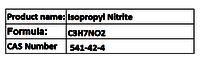 Isopropyl Nitrite
