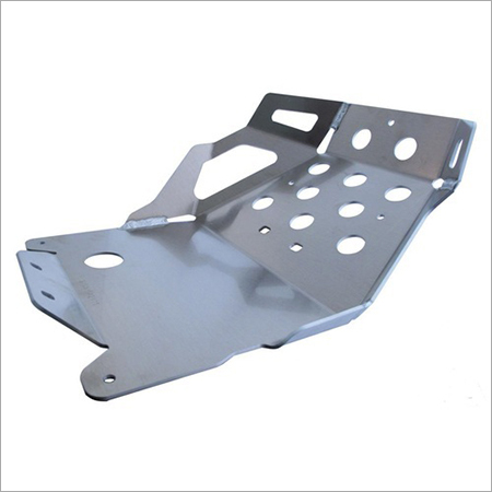 Aluminium Engine Guard Plate