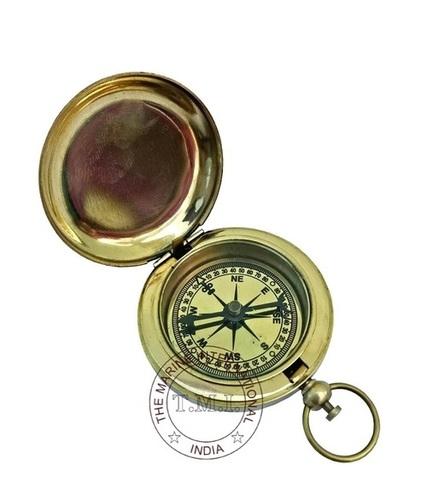Marine Brass Dalvey Compass
