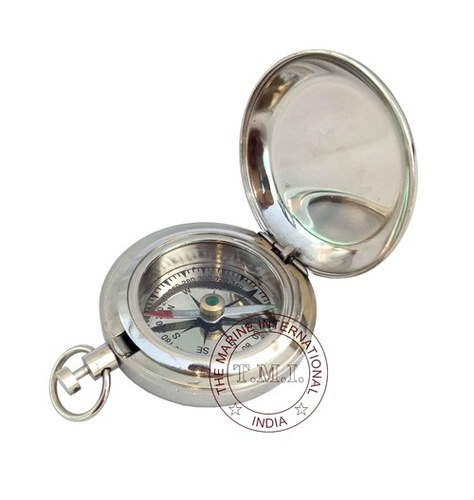 Chrome Dalvey Compass