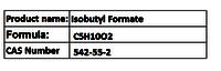 Isobutyl Formate