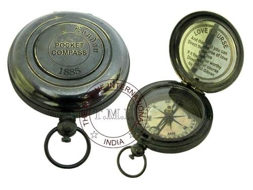 Antique Pocket Dalvey Compass