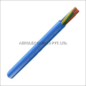 Rubber Round Flexible Cables
