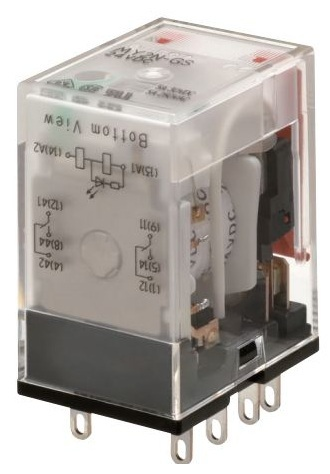OMRON MY2-GS/ DC24 RELAY