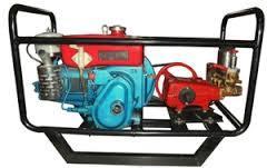 HTP With Diesel Engine