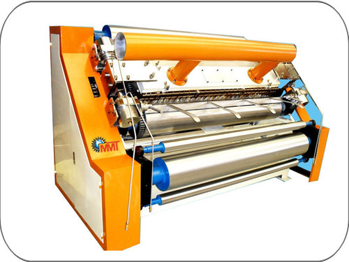 High Speed Corrugation Machine