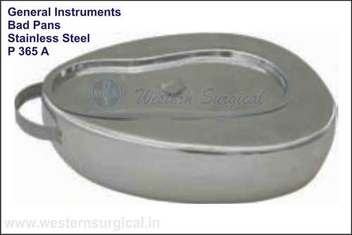 Bad Pans Stainless Steel