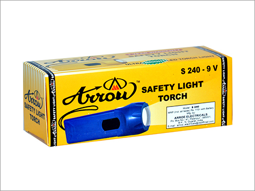 ARROW SAFETY 9V Torch
