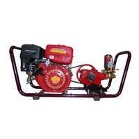 HTP Sprayer Kerosene Engine