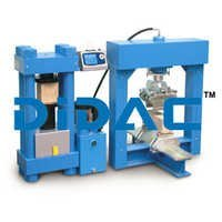 Flexural Testing Machine 200 KN Digital Model High Stability