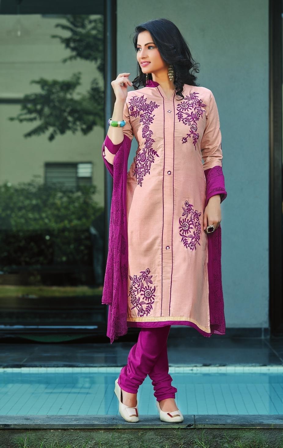 Punjabi Salwar Salwar Neck Patterns Kameez