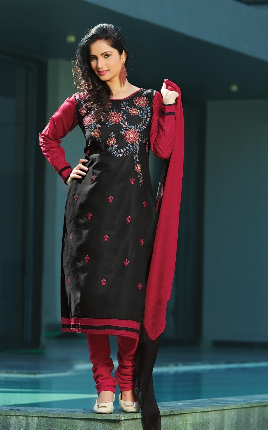 Party Wear Salwar Suits Salwar Kurti