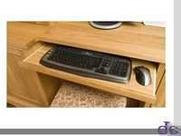 Keyboard Wooden Tray
