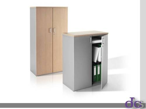 Fatima double door storage cabinets