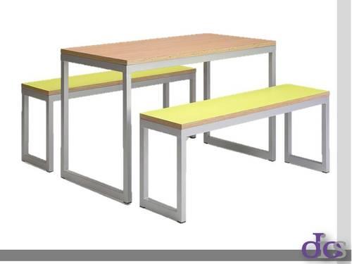 Edwardo Cafeteria Furniture