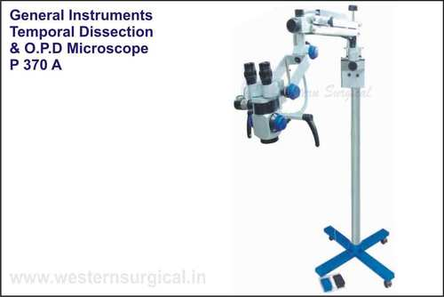 TEMPORAL DISSECTION & O.P.D MICROSCOPE