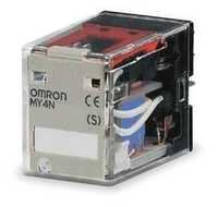 OMRON MY4N-GS, AC 220-240 RELAY