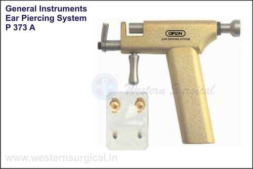 Ear Piercing System