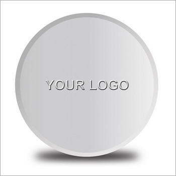 Customised 20 Gm Silver Coin-999 Purity