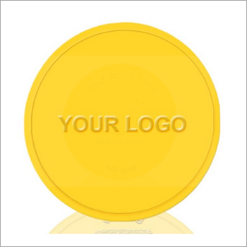 Customised 100 Gm Gold Coin-916 Purity