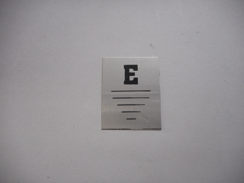 Electrical Earthing Labels