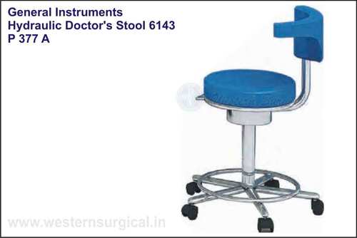 Hydraulic Doctors Stool