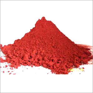 Natural Red Iron Oxide