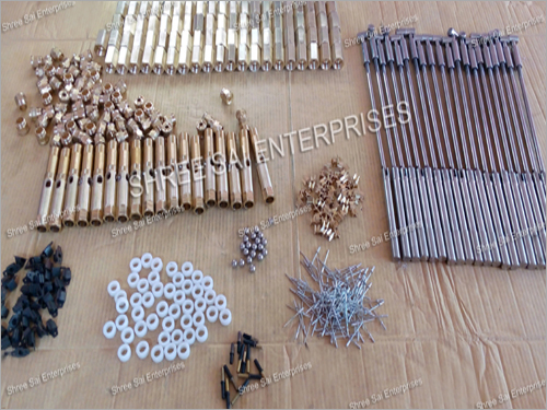 Depositor Machine Parts