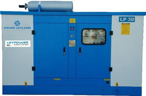 82.5 KVA silent generator