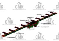 Overhead Crane Busbar