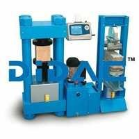 Flexural Testing Machine 150KN Digital Model