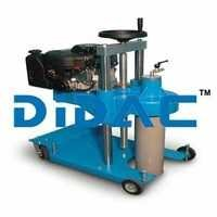 Pavement Core Drilling Machine Twelve And Five Hp Four Stroke Petrol Engine