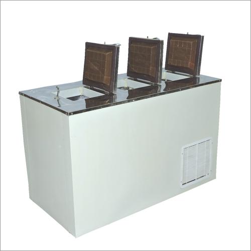 Glass Top Freezer 350 Liter