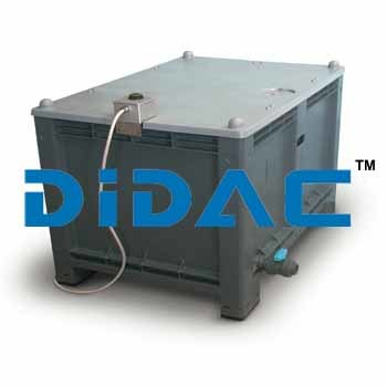 Curing Tank 550 Liters Capacity Heavy Plastic