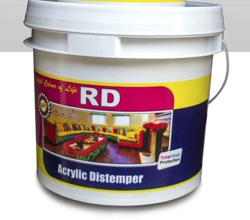 RD Acrylic Distemper