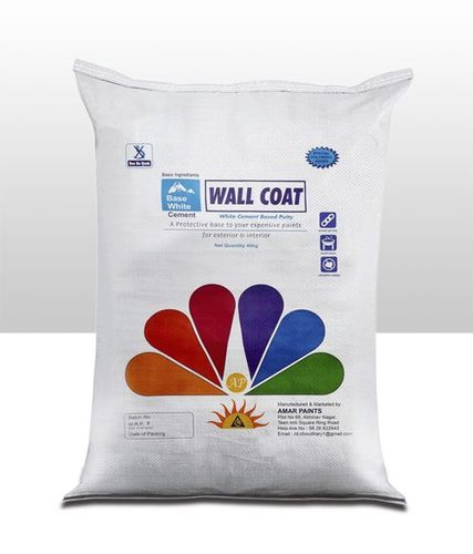 Wall Coat Cement Based Putty