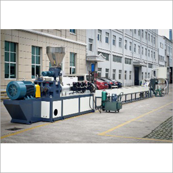 PP PE Recycling Granulation Production Machine