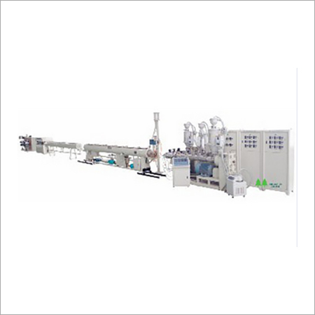 2 Layer PE Pipe Extrusion Line