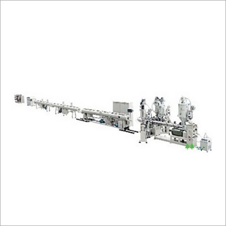 3 Layer PE Pipe Extrusion Line