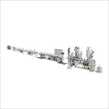 Multilayer PE Pipe Extrusion Line