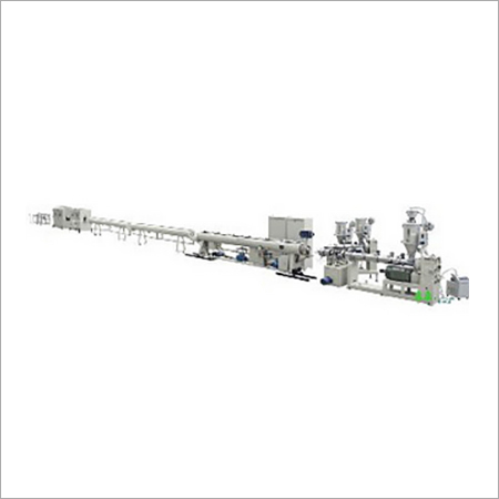 3 Layer PP Pipe Extrusion Line