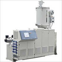 Vertical Single Screw Extruder