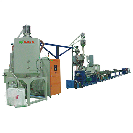 Cross Linked Polyethylene Pipe Production Line