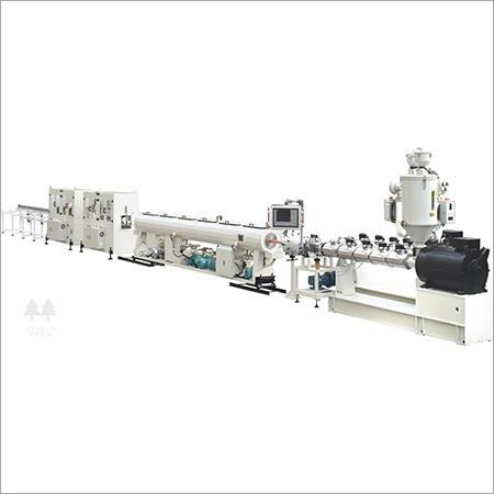 Polypropylene silent composite pipe production line