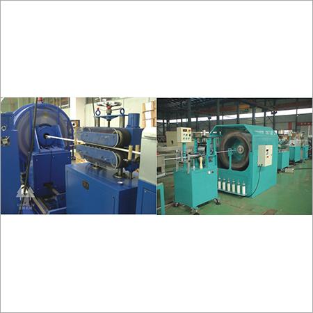 Polyvinyl chloride (PVC) braided reinforced hose line